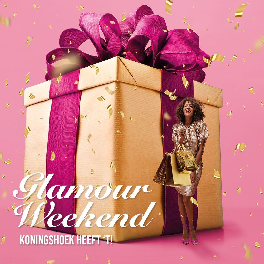 Glamour Weekend in Koningshoek!